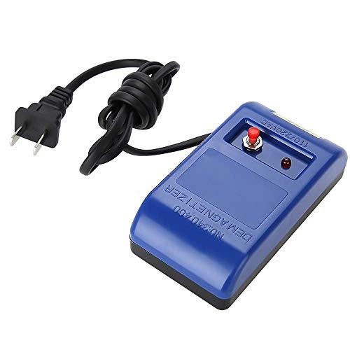 Docooler Elektrische Entmagnetisierer Uhr Reparatur Schraubendreher Schmuck Pinzette Entmagnetisieren Werkzeug Degausser hinzufügen Magnetic Magnetizer