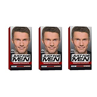 Just For Men Shampoo Farbstoff mittelbraun natur