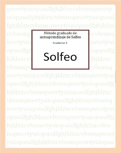Método graduado de autoaprendizaje de Solfeo por José R. Gomis Fuentes