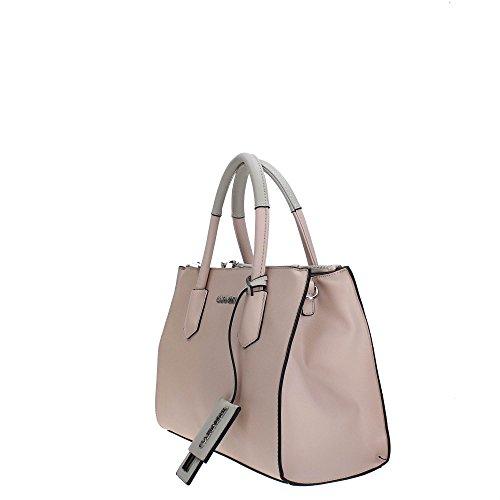 CafèNoir KBA001 Henkeltaschen Damen Pink