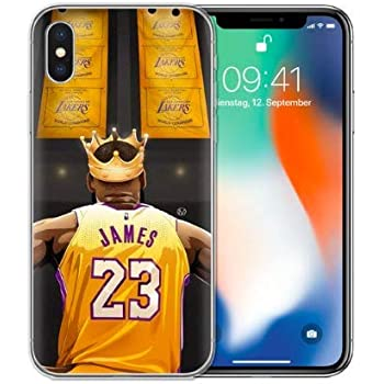 iphone 8 plus coque lakers
