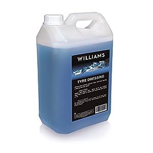 Williams Racing WIL0023 Reifenpflege, 5Liter