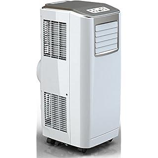 Aktobis Klimagerät WDH-TC1075 - Kühlen, Entfeuchten und Ventilation [Energieklasse A] (10.000 BTU)