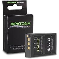 Premium Batteria PS-BLS5 BLS-5 per Olympus Pen E-PL1 | PEN E-PL2 | Pen E-PL3 | Pen E-PL5 | Pen E-PL6 | Pen E-PM1 | Pen E-PM2 e più… [ Li-ion; 1100mAh; 7.4V ]
