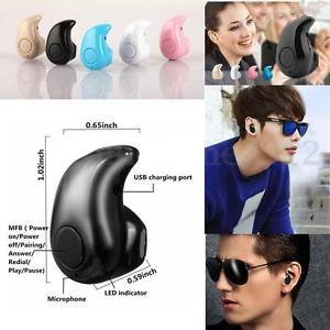 Lava KKT 40 Power Compatible and Certified Bluetooth Wireless Headset Mini Style Headphone In-Ear V4.0 Handfree( Get Mobile Charging Cable worth Rs 239 FREE & 180 days Replacement Warranty )  available at amazon for Rs.596