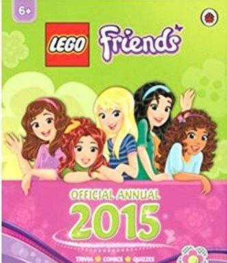 LEGO Friends Annual 2015