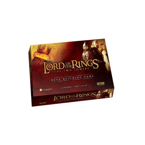 The Lord of the Rings: The Two Towers Deck-Building Game - Deck Ring