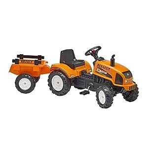 Tractor con remolque FALK Renault Celtis 436Rx, 2/5 años, Naranja