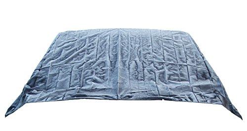 Auto Companion - Telo di copertura per parabrezza, magnetico, antigelo e anti-neve, ideale per tutte le stagioni, con custodia protettiva antipolv