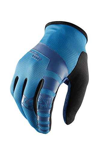 Royal Racing Core – Guantes para hombre, color Bleu Électrique/Bleu Marine, tamaño small