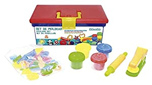 Tachan- Plastilina, Caja de Herramientas Little Artists (CPA Toy Group Trading S.L. 11806)