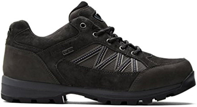 Brasher Dunkelgrau Mens Country Wanderer Schuh Gehen Stiefel Grau  Grau  40 2/3