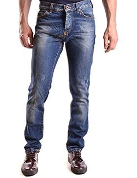 Frankie Morello Hombre MCBI125061O Azul Algodon Jeans