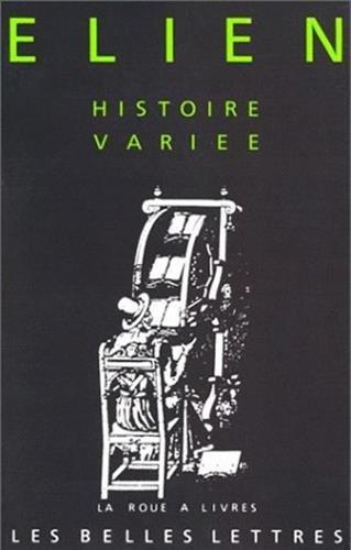 Histoire variée par Élien