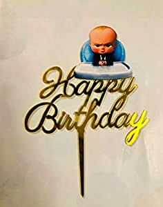 Party 24x7 Cake Toppers (Baby boss)