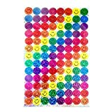 1750 FUN REWARD STICKERS CREATIVE BRIGHT COLOURFUL SPARKLY CHART SIZE COLLECTING SMILEY FACE STICKERS BY WISH LIST FOR YOU