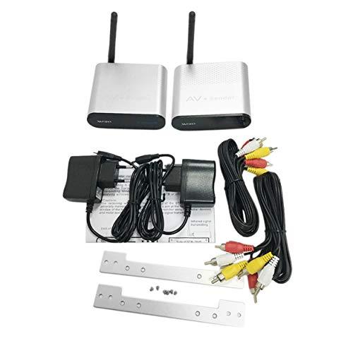 5,8 GHz Funkübertragung Audio-Video-Sender & -Empfänger für A/V-Geräte Digitalkamera TV VCD DVD IPTV DVR