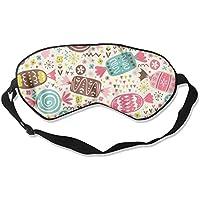 Sleep Eye Mask Cartoon Candy Lightweight Soft Blindfold Adjustable Head Strap Eyeshade Travel Eyepatch E7 preisvergleich bei billige-tabletten.eu