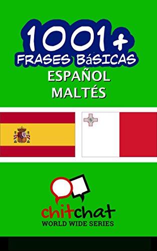 1001+ Frases Básicas Español - Maltés