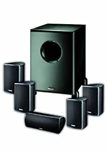 magnat needle alu 5000 x 1 alu geb rstetes 5 1 heimkinosystem schwarz audio hifi. Black Bedroom Furniture Sets. Home Design Ideas