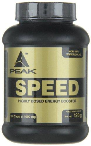 Peak Speed, 120 g
