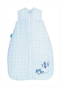 The Gro Company Grobag Flying Gingham 2.5 Tog Baby Sleep Bag (0-6 Months)