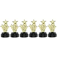 Amscan International Trophy Hollywood, Pack of 6