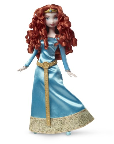 Mattel Disney/Pixar Brave Merida Doll