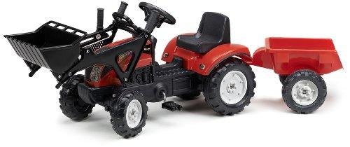 Falk 2051CM Pedal Tractor juguete de montar - Juguetes de montar (420 mm, 530 mm, 162 cm, 8,6 kg, 500 mm, 800 mm)