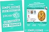 SIMPLISSIME - LES RECETTES PICARD - LES + FACILES DU MONDE