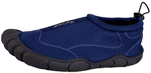 Bockstiegel Norderney Aqua-Schuhe   Damen   Profilsohle   Neopren, Größe:39/UK 5.5, Farbe:Norderney - Navyblau