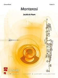 Monterosi - Concert Band/Harmonie - Conducteur