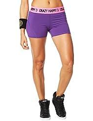 Zumba Fitness You Glow Short Femme