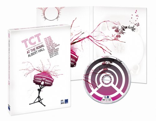 TCT - The Who and Friends Live at the Royal Albert Hall 2007 (The Cure, Paul Weller, Kaiser Chiefs, Bloc Party, The Coral, Judas Priest u. v. a.) [Edizione: Germania]