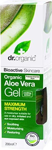 Dr. Gel corporel organique Aloe Vera 200 ml prix/100 ml : -