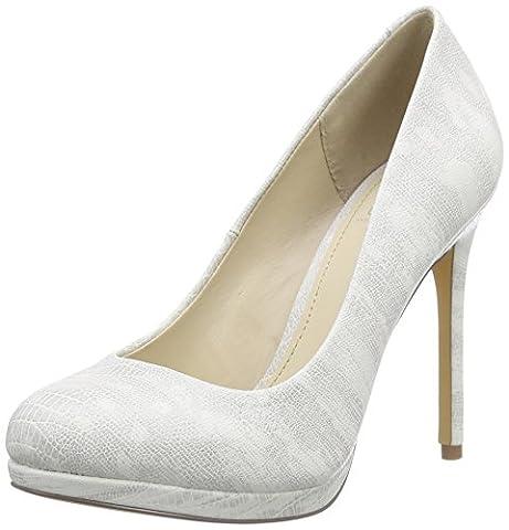 Another Pair of Shoes PiaaK1, Escarpins femme, Gris (light grey09), 37 EU