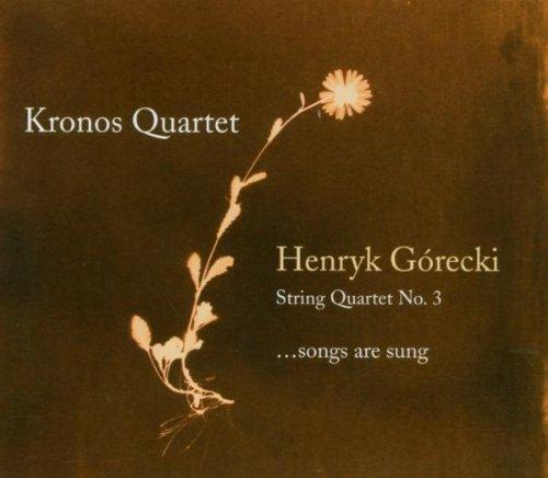 GORECKI - Kronos Quartet - String quartet No. 3