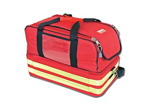 Medizinische Bahre (Gima große Ambulanztasche Life-2 mit vielen Fächern, für Notfälle, Erste Hilfe und medizinische Erstbetreuung, 47,5x33x30cm)