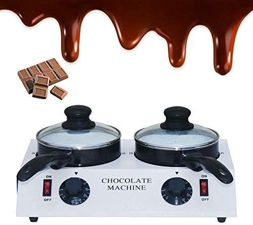 Lqgpsx Máquina Templado ollas Chocolate Máquina