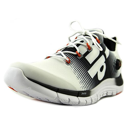 Reebok Z-Pumpe Fusion Laufschuh White-Black-Swag Orange