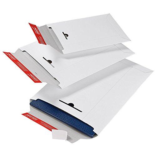 100 Versandtaschen weiß ColomPac 175x250 mm CP 012.01 CP 01201