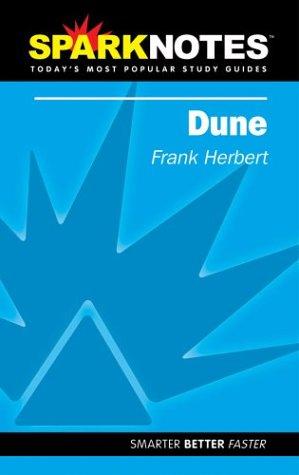 Sparknotes Dune par Frank Herbert