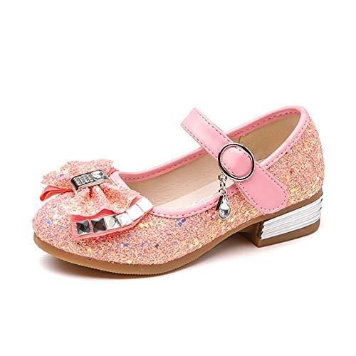 Flache Ballett Glitter Kind Schuhe - Kleinkind Ballett Kleid Schuhe, Sparkle Ballerina