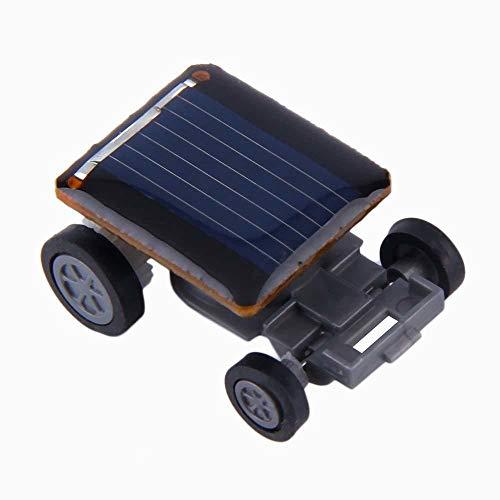 Xiton Newin Estrella Coche Solar Coche del Mundo más pequeño Solar Powered - Educativo Juguete accionado Solar