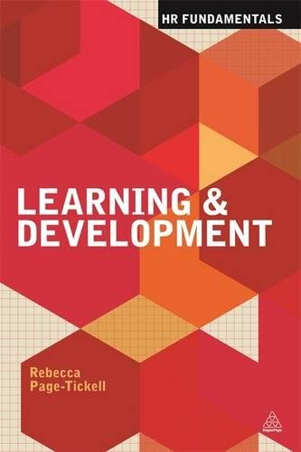Learning and Development (HR Fundamentals)