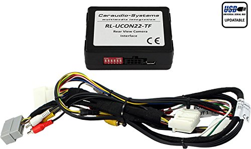 Caraudio Systems Rückfahrkamera Interface incl. Videofreischaltung für Uconnect 5