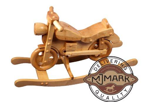 neuen Rocken, Motorrad (Schaukelpferd) Matis -