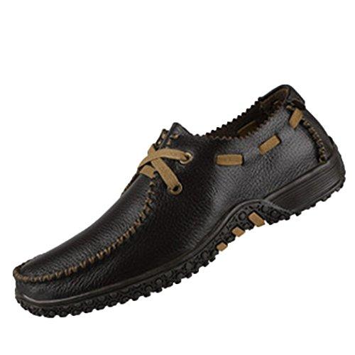 spades-clubs-leather-mens-fashion-casual-mocha-bean-sole-flat-walking-shoes