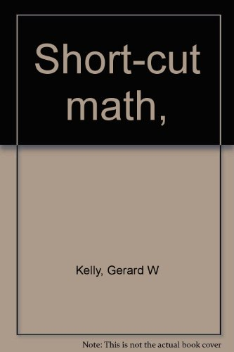 Short-cut math,