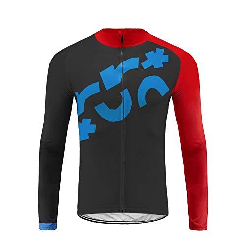 Future Sports UGLYFROG Ropa Hombre Chaqueta de Ciclismo Manga Larga Maillots Bicicleta Spring Long Sleeve Tops